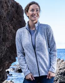 Women´s Knit Fleece Jacket C+
